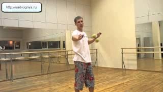 Видео уроки поинга: Орбиталь из маятника за спиной