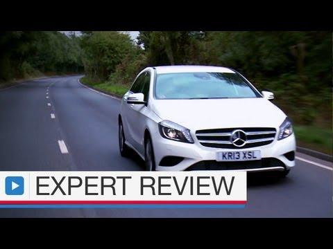 Mercedes A Class hatchback expert car review