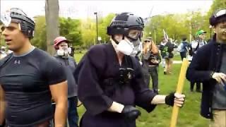#BasedStickMan Kyle Chapman Denies #Antifa Allegations #Boston