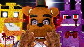 ROBLOX - Five Nights at Freddy's! SCARIEST GAME MODE YET! 🐰