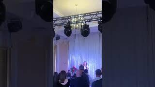 Супермодель Водянова гуляет на свадьбе Георгия и Кристины, 26.10.2019