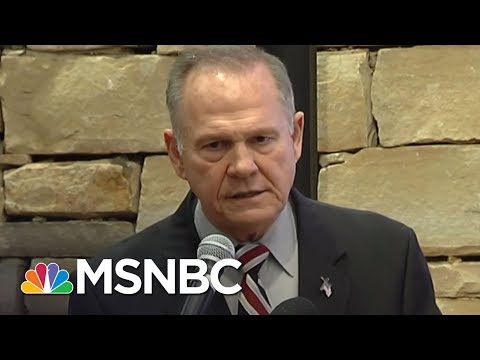 New Moore Accuser Beverly Young Nelson Speaks With Gloria Allred | The Beat With Ari Melber | MSNBC