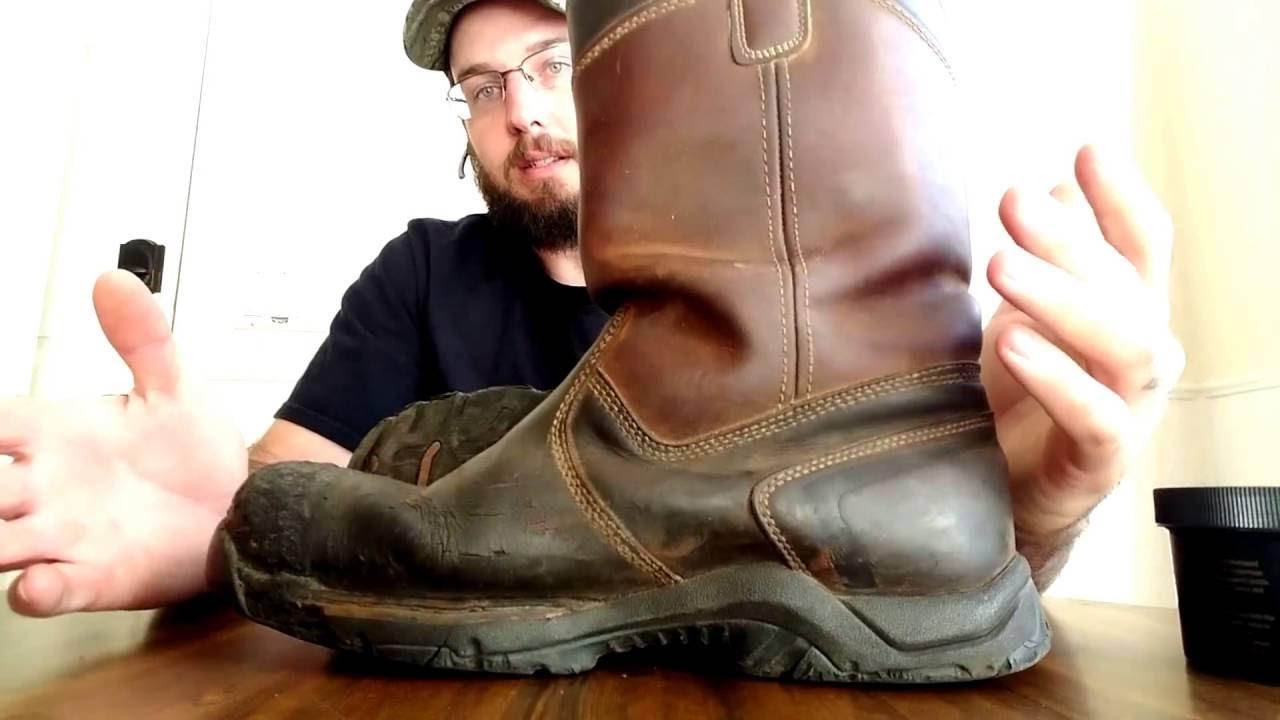 9d53ee88465 Danner Boot's Men's Rampant Wellington TFX 11 Inch Water Proof Work Boot 2  Year Review