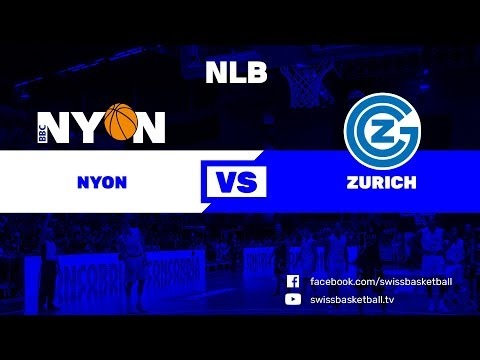 NLB - Day 7: Nyon vs. Zürich