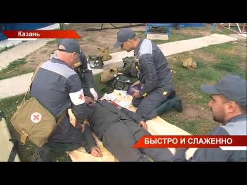 На Казанской ТЭЦ-3 произошёл разлив мазута - тренировочный