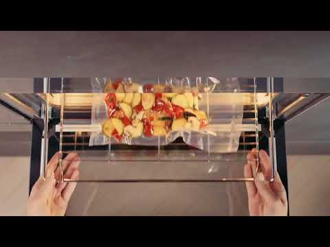 Sous-vide Cooking With Miele