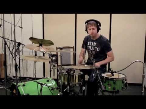 Erik Truffaz - Turiddu (drum cover by Viesturs Samts)