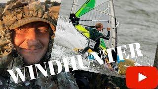 Windsurfing  Gislövshammar Sweden 2016