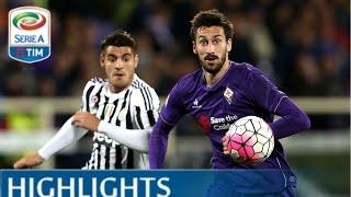 Fiorentina - Juventus 1-2 - Highlights - Matchday 35 - Serie A Tim 2015/16
