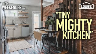 "The Weekender: ""Tiny Mighty Kitchen"" (Season 4, Episode 8)"