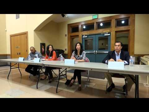 Candidates Night 10-22-14 at Daly City