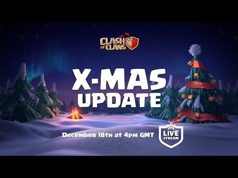 Clash of Clans Update Stream