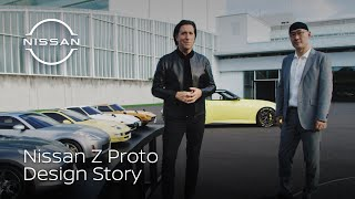 homepage tile video photo for Nissan Z Proto: The Design Story | Nissan USA