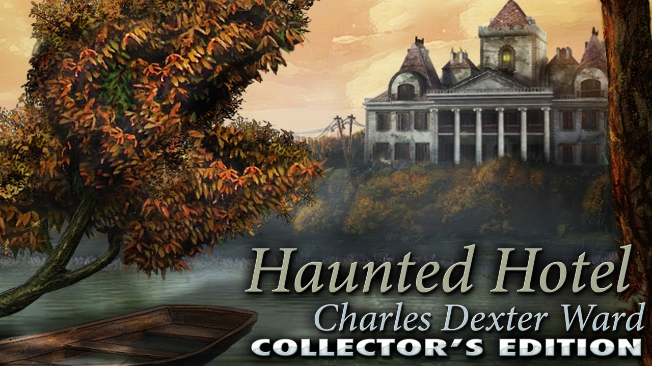 Haunted Hotel Charles Dexter Ward Youtube