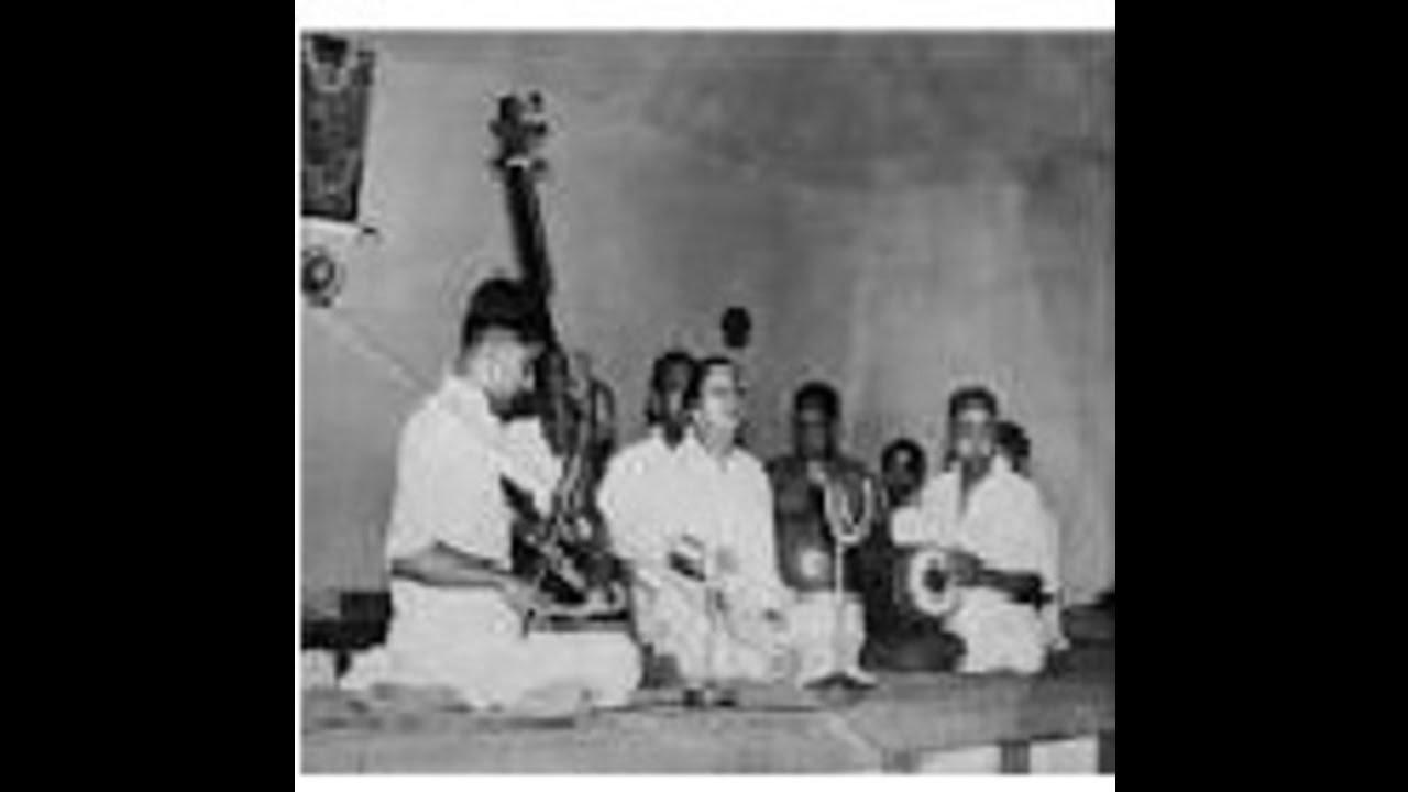 Madurai Mani Iyer-Vatapi-Hamsadhwani