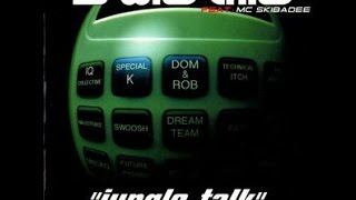 DJ Wild Child Feat Skibadee - Jungle Talk 1997