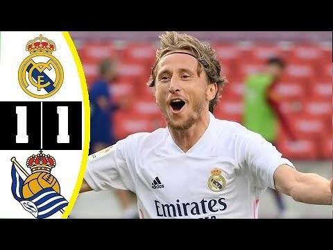 Real Madrid vs. Real Sociedad - Football Match Report - March 1 ...