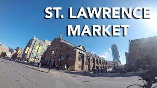 Exploring the St. Lawrence Market - J&C Toronto