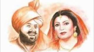 Mere Nit Dey Sharabi Yara - Mohd Sadiq & Ranjit Kaur