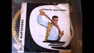 Vittorio Gassman Il Mattatore Cetra 1959 LP 10''