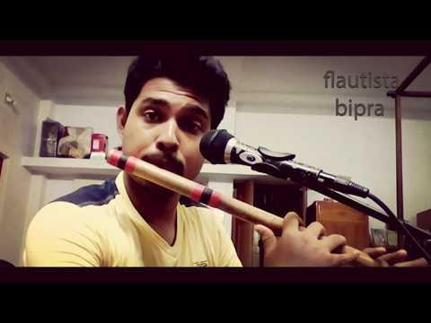 Mere rashke qamar (Flute Cover) by Flautista Bipra