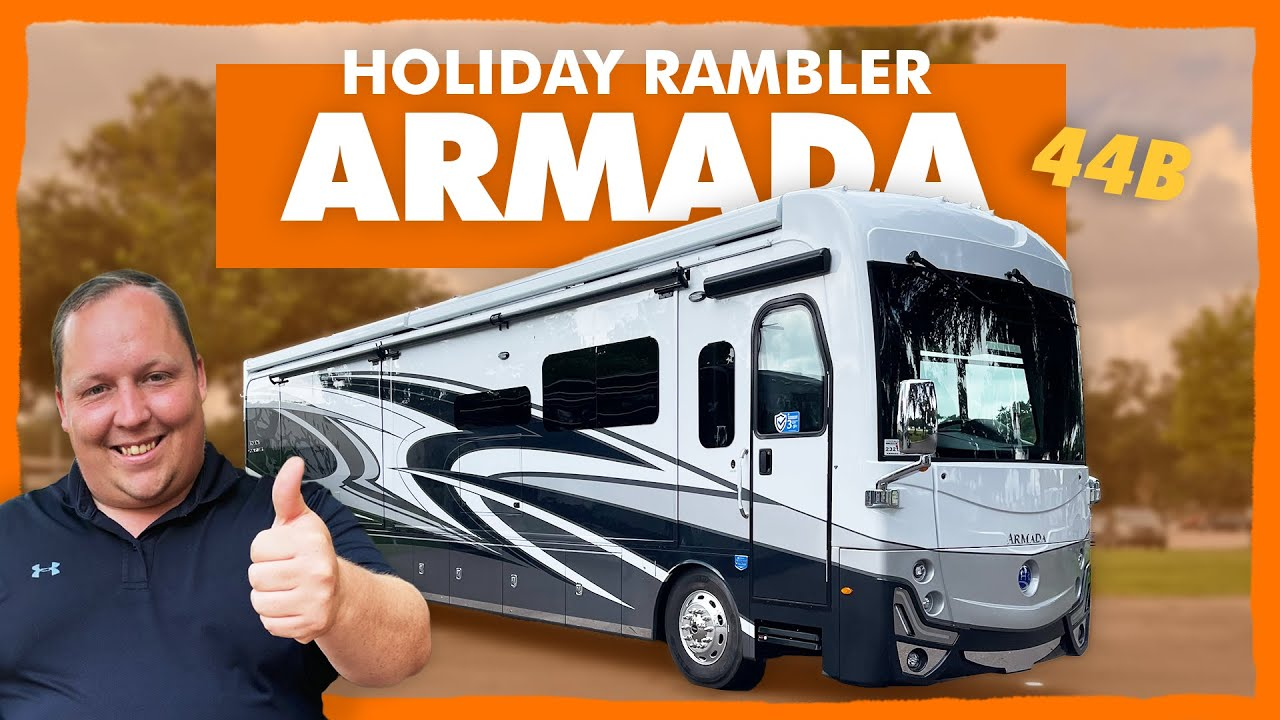 ARMADA! The Sexiest Motorhome For 2022!