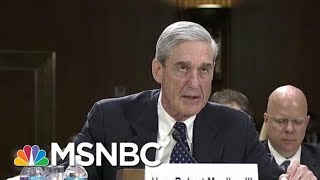 Mueller Puts President Trump In Desperate Position; Pardon Spree A Bad Idea | Rachel Maddow | MSNBC