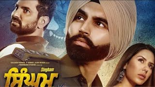 Singham Punjabi - Parmish Verma New Punjabi Movie 2021 | Latest Punjabi Movie 2021 Dubbed In Hindi