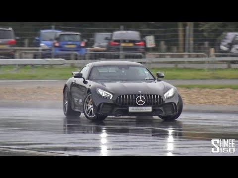 The AMG GT R is a Drift Beast! | EXPERIENCE