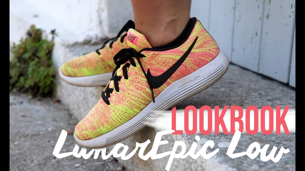 Baskets LunarEpic Low Flyknit
