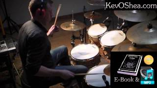 Halftime Dubstep Style Drumming Pattern | Drum Lesson