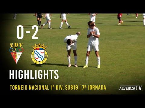 UD Vilafranquense 0-2 FC Alverca   Highlights