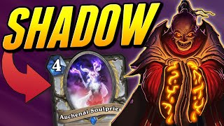 My shadow's the only one that walks beside me | Priest | Wild Hearthstone Saviors of Uldum