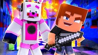 Lost Child's Minigame ?!   Minecraft FNAF Roleplay