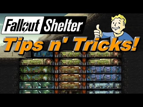 Fallout Shelter Pro Advanced Tips Tricks Base Design Layout Strategy Tutorial