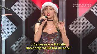 Taylor Swift Christmas Tree Farm Legendado Live iHeartRadio