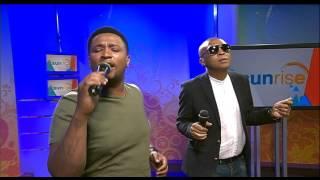 Robbie Malinga And Musa At Etv Sunrise