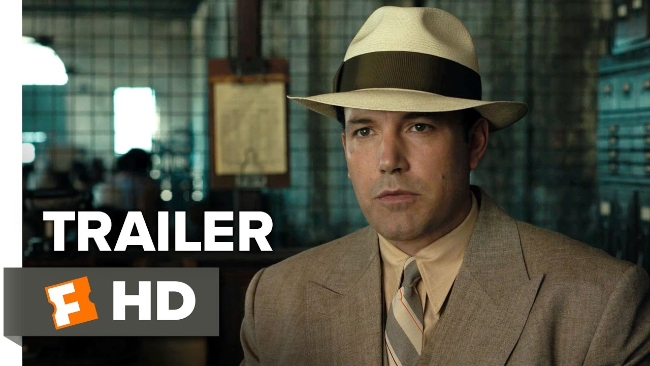 Live by Night Official Trailer 2 (2016) - Ben Affleck ...