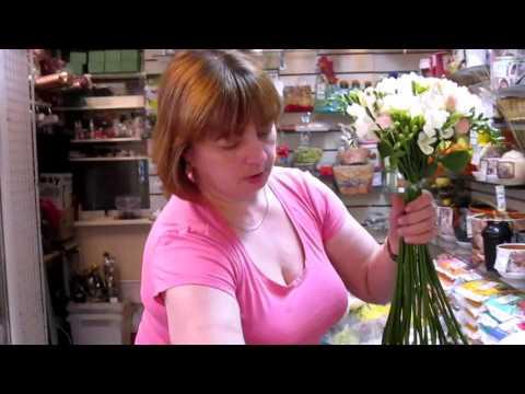 Букет невесты своими руками. Мастер класс флористика.