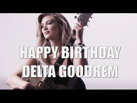 Happy Birthday Delta Goodrem 2015!
