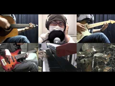 [HD]Zetsuen no Tempest ~THE CIVILIZATION BLASTER~ ED [Bokutachi no Uta] Band cover