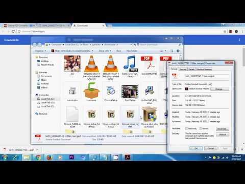 How to Convert JPG to PDF without any software