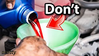 Should You Change Your Transmission Fluid? Myth Busted