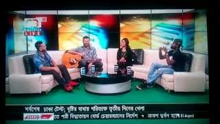"Uptown lokolz interview on ""Music Buzz"" Ekattor TV"
