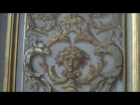 Louvre : Galerie d'Apollon 1