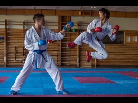 Conociendo el deporte - Karate