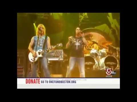 BOSTON  Live 2013 (Full Concert)