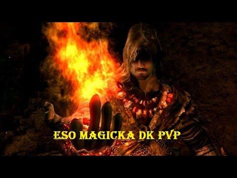 Eso Pvp Mag Dk Familiarox