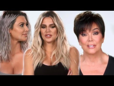 Download Youtube: Khloe Kardashian Calls Kris Jenner a 'Hussy' After Learning She Cheated With Dad Rob Kardashian