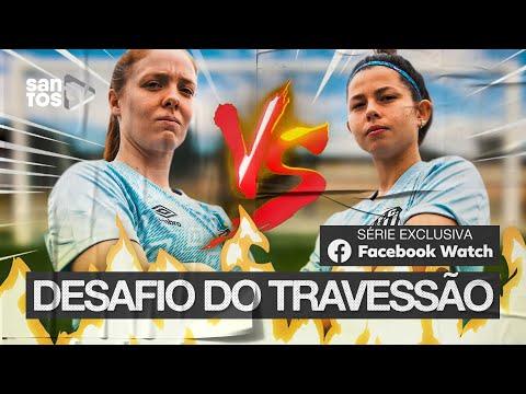 DESAFIO DO TRAVESSÃO COM AS #SEREIAS, EXCLUSIVO PARA O FACEBOOK WATCH!